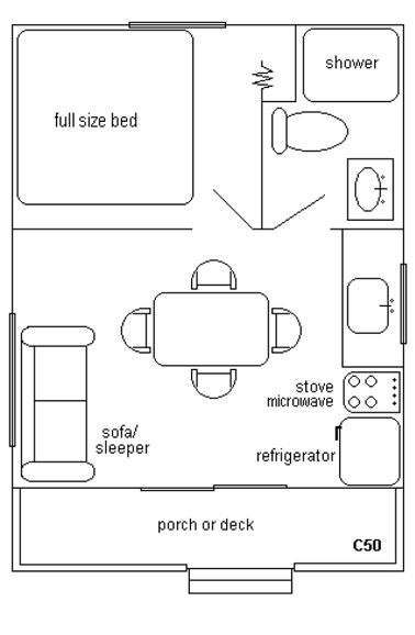 Cabin_C50_Floor_Plan