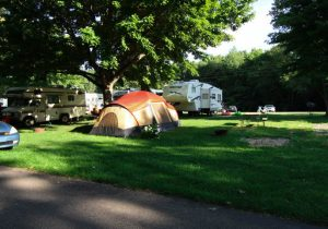 About Oak Shores Campground